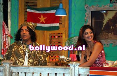 Shilpa Shetty bij Raymann