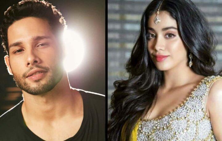 Siddhant Chaturvedi en Jhanvi Kapoor in Bollywood film Bunty Aur Babli 2?