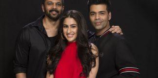 Bollywood actrice Sara Ali Khan krijgt hoofdrol in Simmba