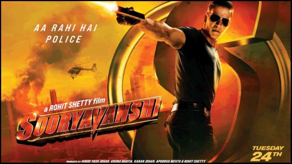 Toch digitaal release Bollywood film Sooryavanshi?