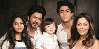 Bollywood acteur Shah Rukh Khan wil meer tijd doorbrengen met zijn gezin