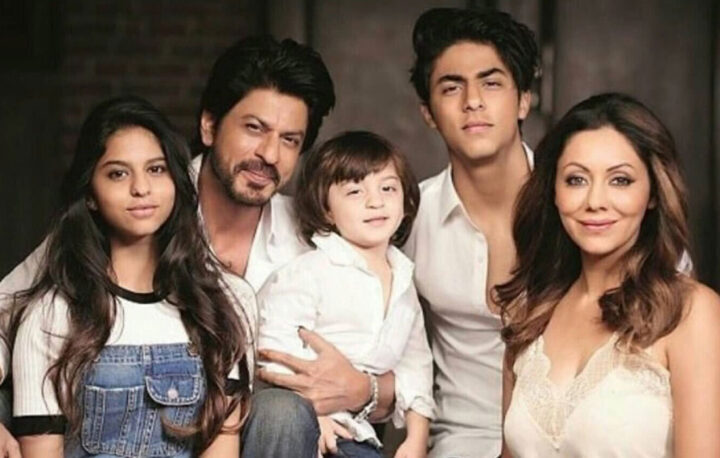 Bollywood acteur Shah Rukh Khan bevestigt dat zoon Aryan niet wil acteren