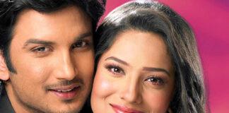 Bollywood debutante Ankita Lokhande gaat ex niet uit de weg