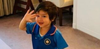 Kareena Kapoor Khan heeft geen Bollywoodplannen voor zoon Taimur Ali Khan