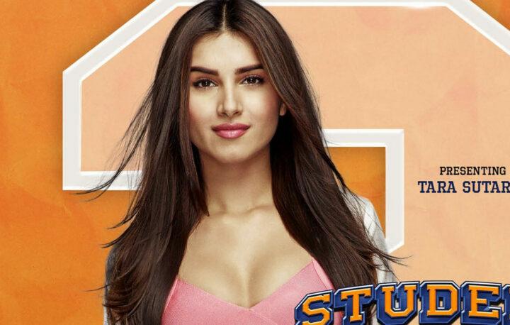 Bollywood debutante Tara Sutaria was eerste keus voor Hollywood film Aladdin?