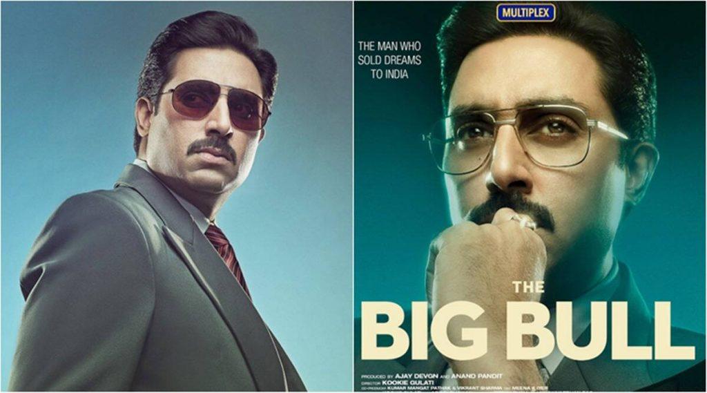 Bekijk de eerste trailer van de Bollywood film The Big Bull