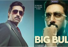 Bekijk de eerste trailer van de Bollywood film The Big Bull