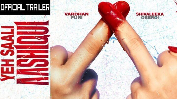 Bekijk de trailer van de Bollywood film Yeh Saali Aashiqui