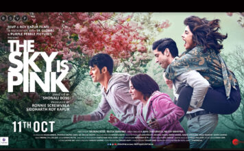 Bekijk de trailer van de Bollywood film The Sky is Pink