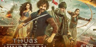 Bekijk de trailer van Bollywood film Thugs of Hindostan