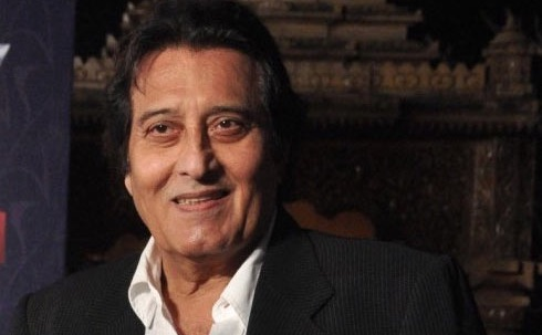 Bollywood Veteraan Vinod Khanna70 Overleden Bollywood