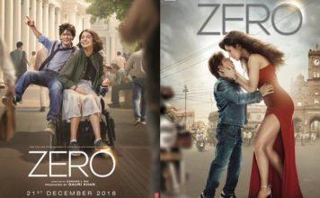 Bekijk de eerste trailer van de Bollywood film Zero
